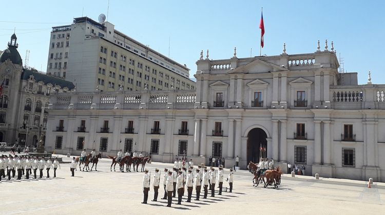 Half-Day Private Santiago City Landmarks Walking Tour