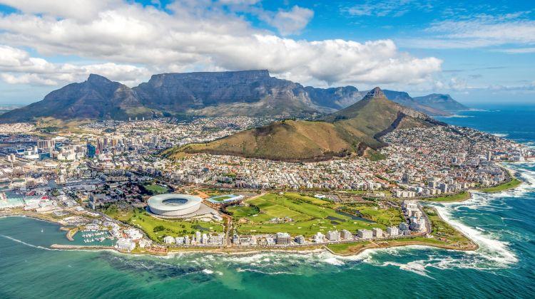 Half Day Table Mountain & City Tour
