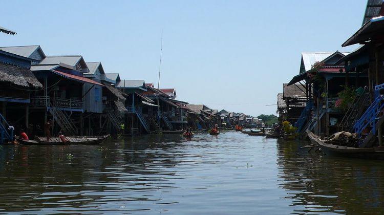 Half Day to Kompong Phluk