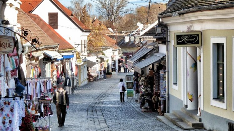Half-Day Tour of Szentendre With Lunch