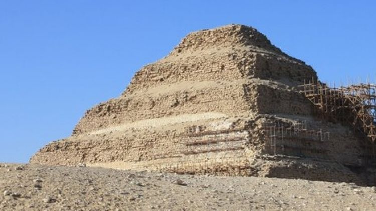 Half Day Tour to Memphis Sakkara and Dahshur Pyramids
