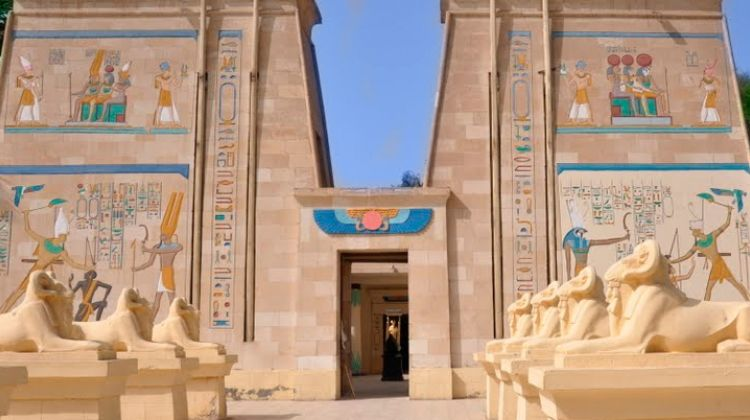 Half Day Tour to Pharaonic Village in Cairo