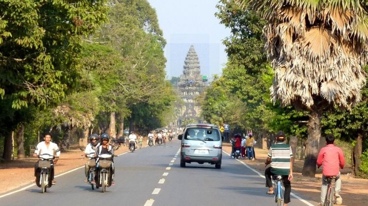 Halfday Angkor Tour