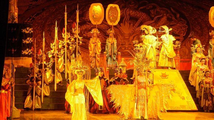 Hangzhou cultural night tour