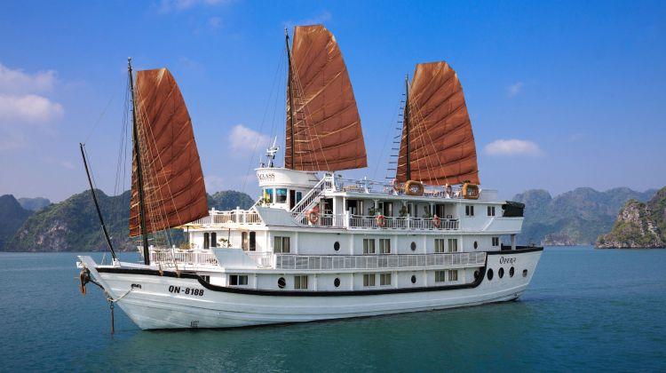 Hanoi – Halong 4 Days Overnight On Board