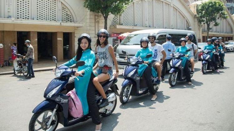 Hanoi Motorbike Tour In The Morning