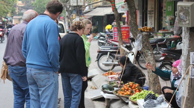 Hanoi Street Food And Culture Tour