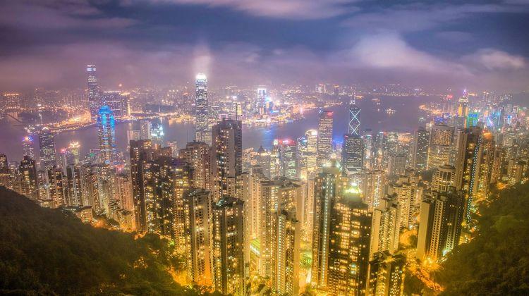 Hanoi to Hong Kong