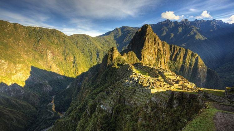 Heights of Machu Picchu + Amazon Extension