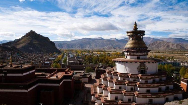 High Road to Tibet