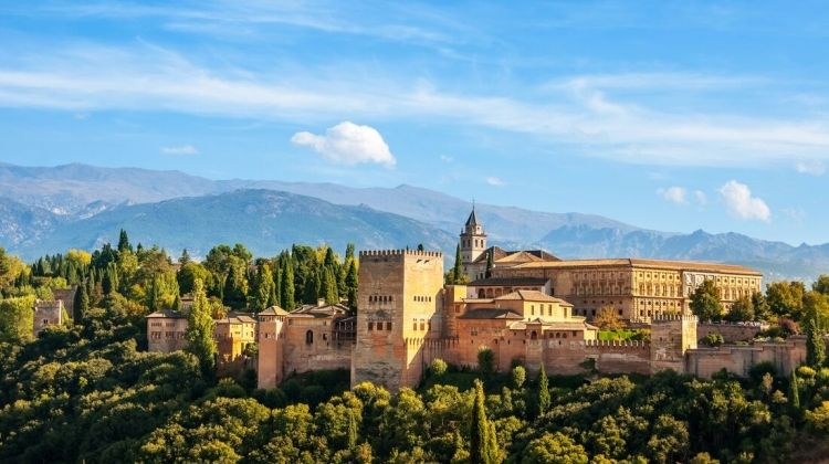 Highlights of Andalucia & Morocco