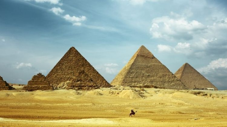 Highlights of Egypt & Jordan-Private