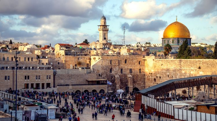Highlights of Jerusalem from Tel Aviv