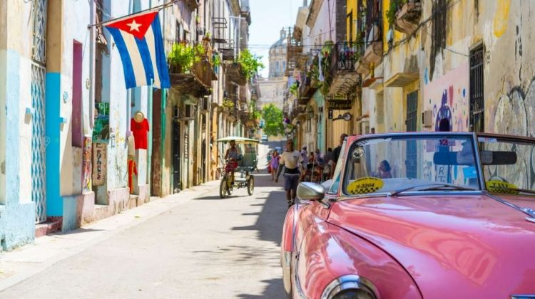Highlights of Mexico and Cuba