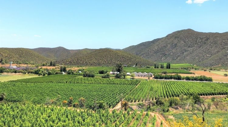 Highlights of the Garden Route Accommodated