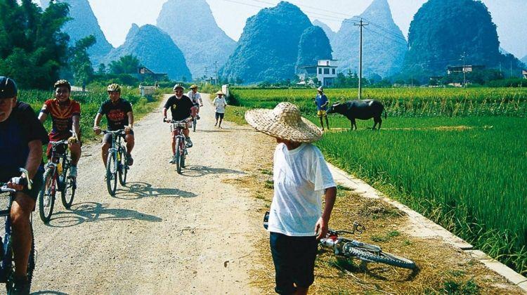 Hike and Bike China