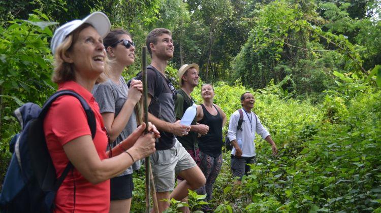 Hike & Bike day adventure in Chiang Mai
