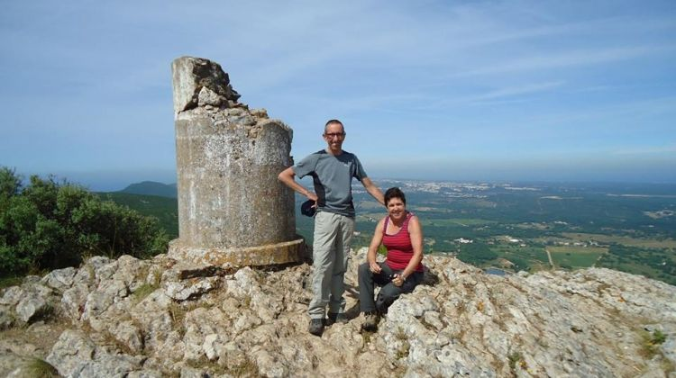 Hiking tour to the top of Arrábida Mountain