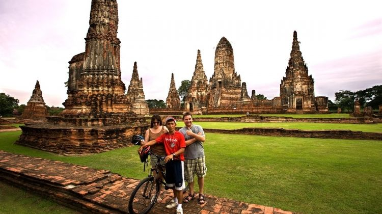 Historic Ayutthaya