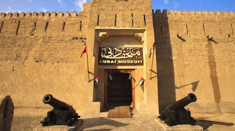 Historic Dubai Tour with Museum Visit
