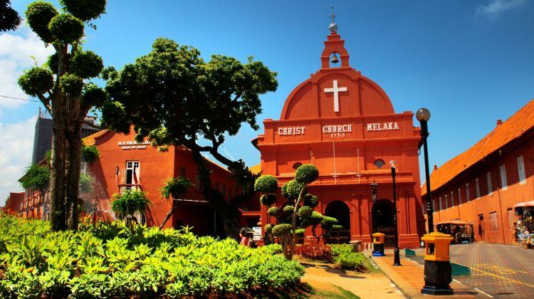 Historical Malacca Tour