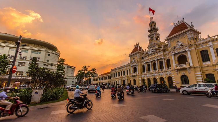Ho Chi Minh city Biking Full Day