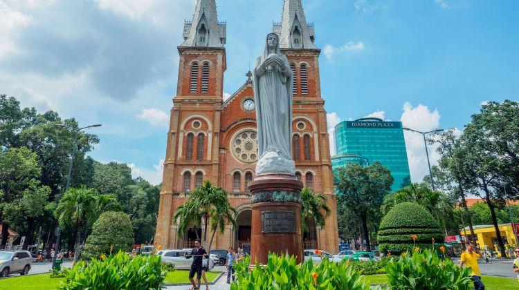 Ho Chi Minh city Biking Full Day