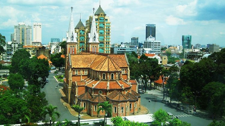Ho Chi Minh city Full-day incl. CuChi Tunnels