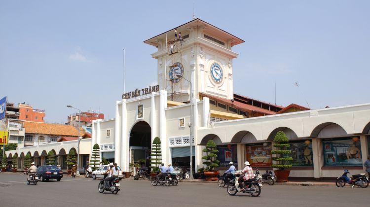 Ho Chi Minh City Morning Group Tour