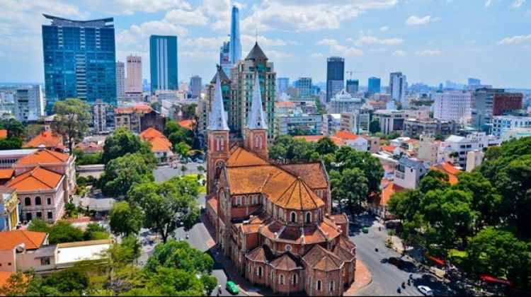 Ho Chi Minh City Morning Group Tour