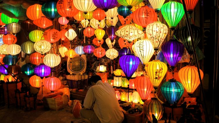 Hoi An City Tour and Lantern making Experience!