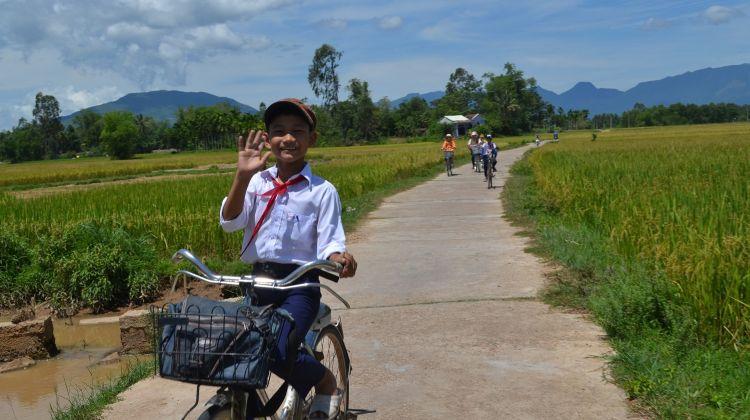 Hoi An - Half Day Mountain Bike Ride