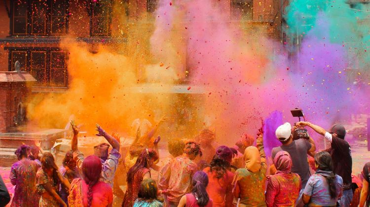 Holi Celebration in India (March 2020) - Fixed Departure