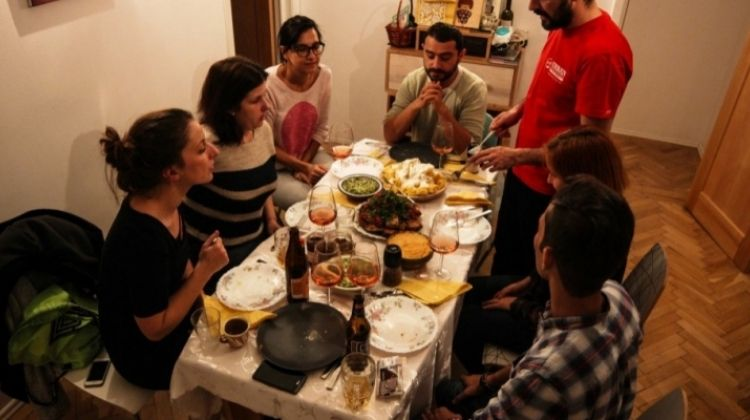 Home Cooking in Bucharest