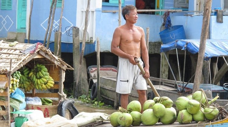Homestay Experience in Mekong Delta