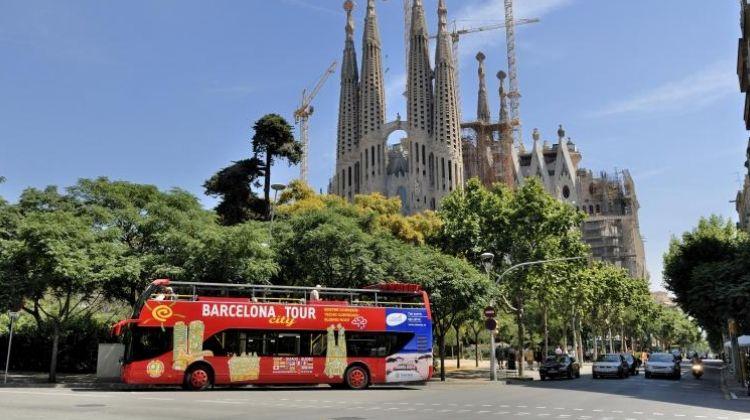 Hop-On Hop-Off Barcelona City Tour