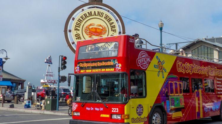 Hop-On Hop-Off Downtown Tour