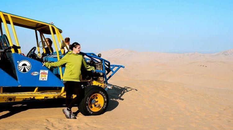 Huacachina Sand-Buggy & Sand-Boarding