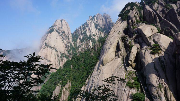 Huangshan Mountain Exploration