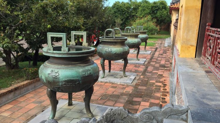 Hue Imperial City Day Tour from Chan May Port