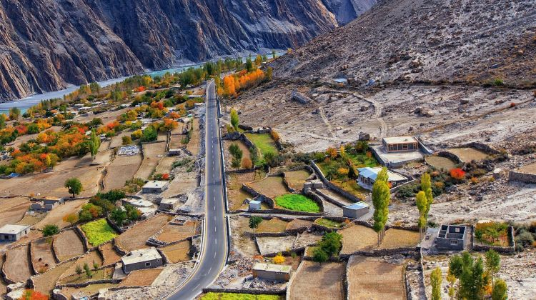 Hunza Valley Sightseeing Tour