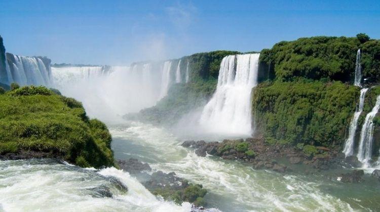 Iconic South America