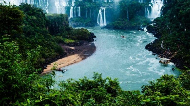 Iguassu Falls Brazil Experience