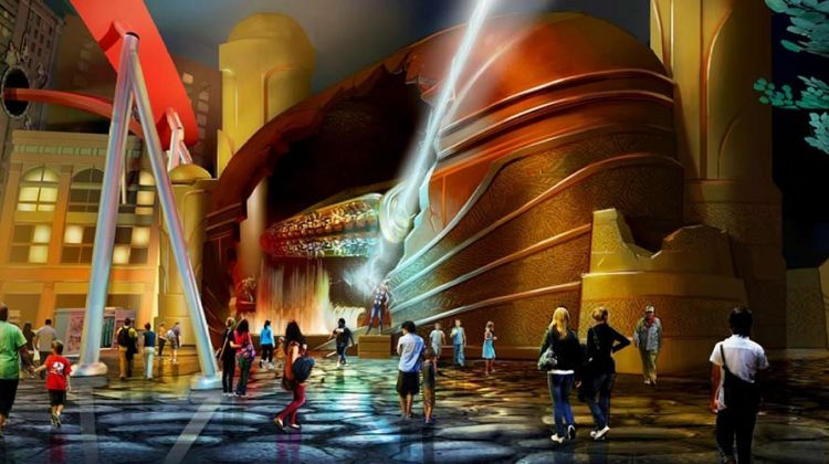 IMG World of Adventures with Shared Transfers from Dubai