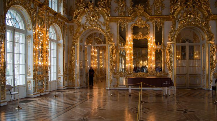 Imperial Reception at Tsarskoye Selo: Private Event