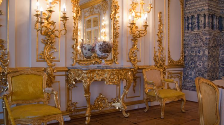 Imperial Reception at Tsarskoye Selo: Private Event