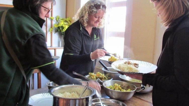 In Focus: Cook in Kathmandu
