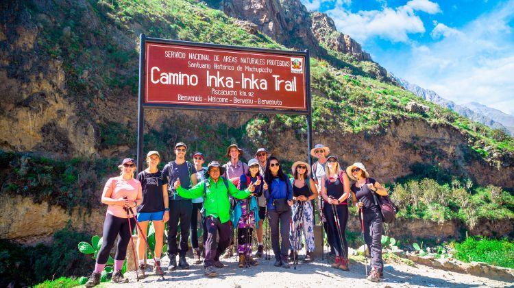 Inca Trail 4 Days to Machu Picchu