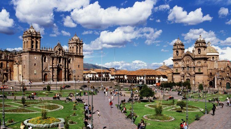 Inca Trail, Titicaca & Nazca