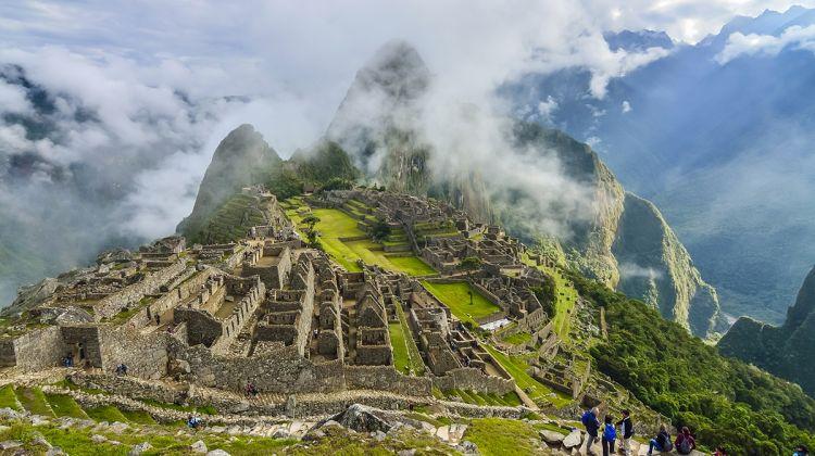 Inca Trail To Machu Picchu: 4-Day Group Tour